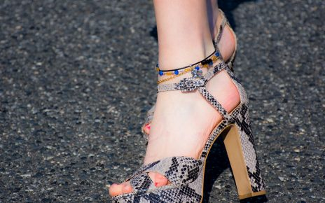 new high heels